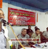 Proposed medical college and technology university will be hindered at any cost- Santu Larma