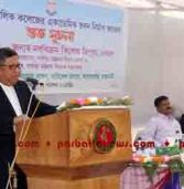 5 projects amounted 15 Crore inaugurated by CHT secretary