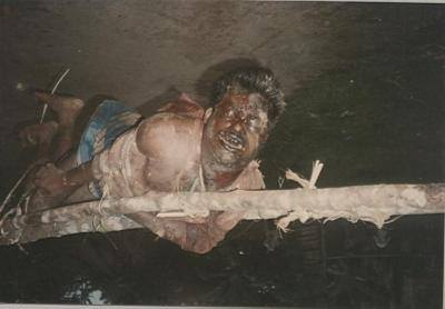 Dead Body of Pakuakhali Genocide- 3